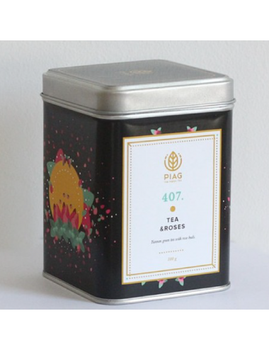 407. Tea And Roses (100g) -...